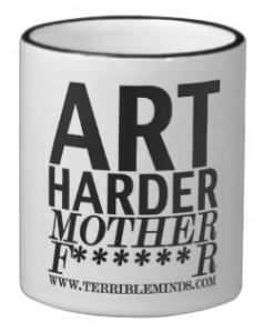 art harder